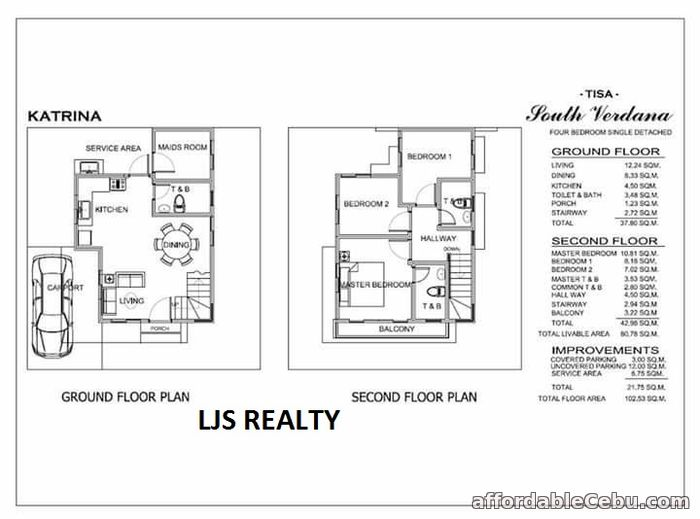 2nd picture of HOUSE AND LOT FOR SALE IN TISA CEBU For Sale in Cebu, Philippines