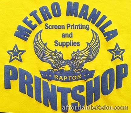 2nd picture of PRINTING SERVICES AND SUPPLIES Offer in Cebu, Philippines