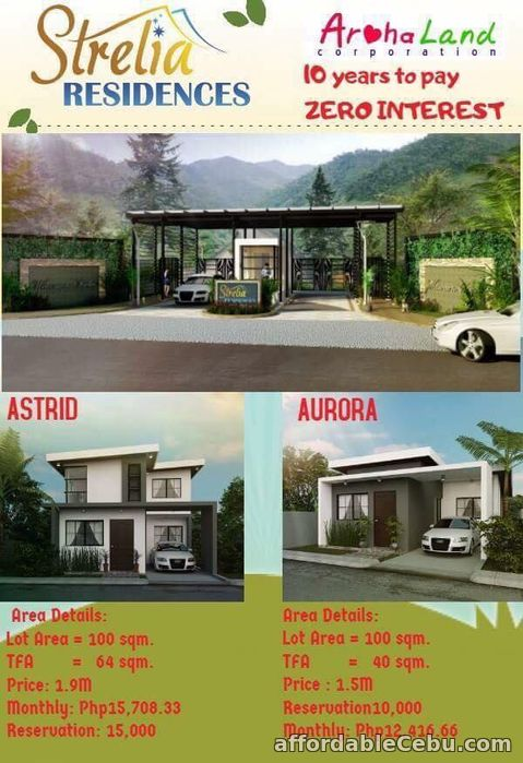 1st picture of HOUSE AND LOT FOR SALE IN COMPOSTELA For Sale in Cebu, Philippines