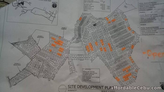 4th picture of LOT FOR SALE IN COMPOSTELA CEBU For Sale in Cebu, Philippines