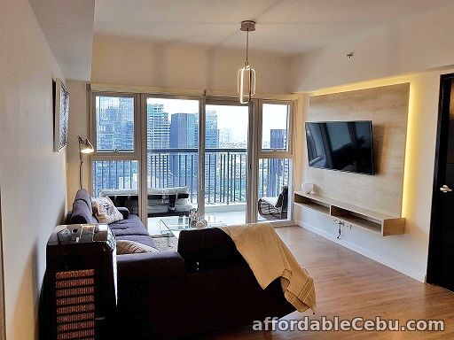 1st picture of FOR LEASE: Fully-furnished and Interior-decorated One Maridien 1 Bedroom For Rent in Cebu, Philippines