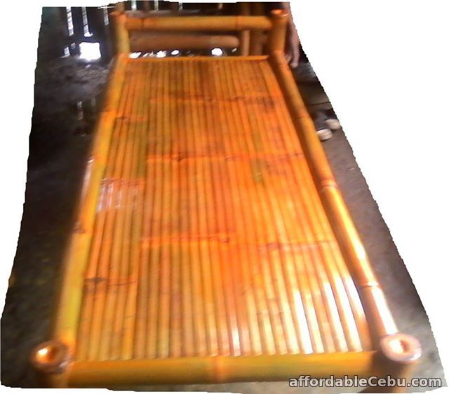 1st picture of Bamboo bed Single Size For Sale in Cebu, Philippines
