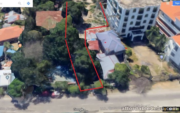 1st picture of Commercial lot for sale in Lapu-lapu For Sale in Cebu, Philippines