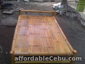 1st picture of Bamboo Bed Double Size For Sale in Cebu, Philippines