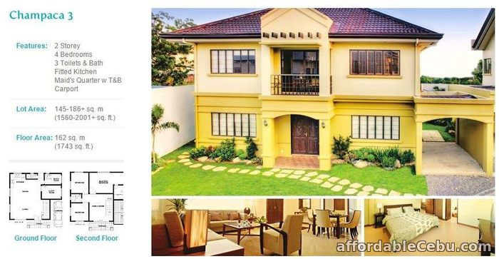 1st picture of BIG HOUSE FOR SALE IN MOHON TALISAY For Sale in Cebu, Philippines