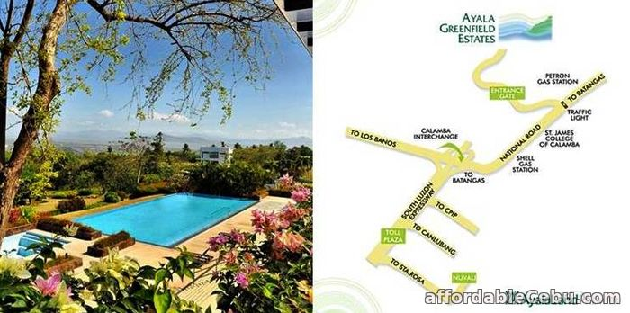 4th picture of Below Market Value Ayala Greenfield Estates Lot For Sale in Cebu, Philippines