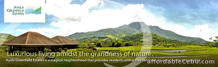 2nd picture of Below Market Value Ayala Greenfield Estates Lot For Sale in Cebu, Philippines