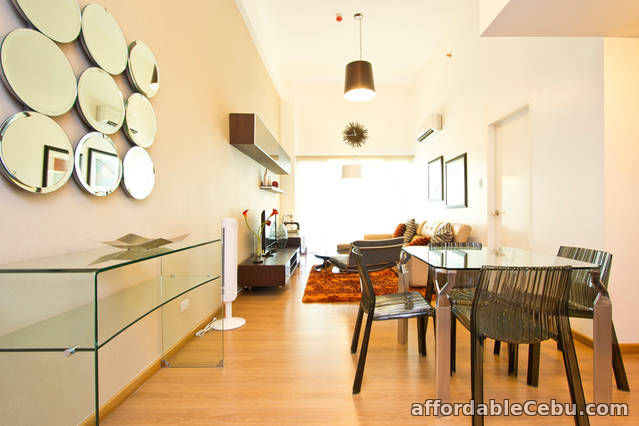 4th picture of Tastefully-furnished 1BR Unit at St. Francis Shangri-la Place for Sale For Sale in Cebu, Philippines