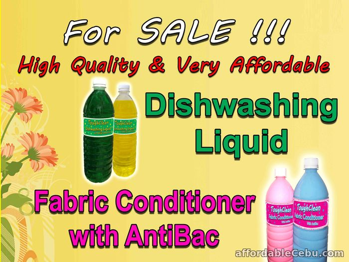 2nd picture of Dishwashing Liquid Looking For in Cebu, Philippines