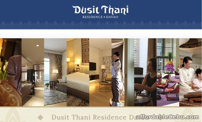 1st picture of Dusit Thani Residences in Davao City For Sale in Cebu, Philippines