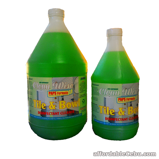 2nd picture of Tile and Bowl Disinfectant Cleaner TBC - 4 Liters For Sale in Cebu, Philippines