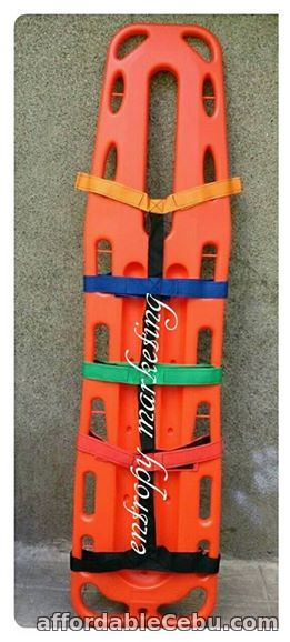 1st picture of Spine Board Stretcher with spider strap and safety belts For Sale in Cebu, Philippines