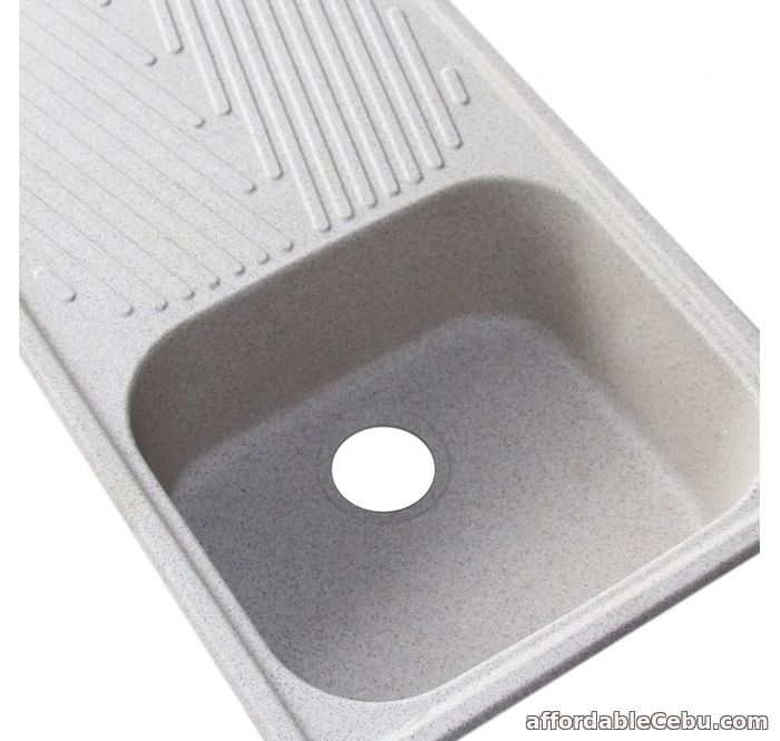 3rd picture of Markee Bazzini Single Bowl with drainboard Offer in Cebu, Philippines