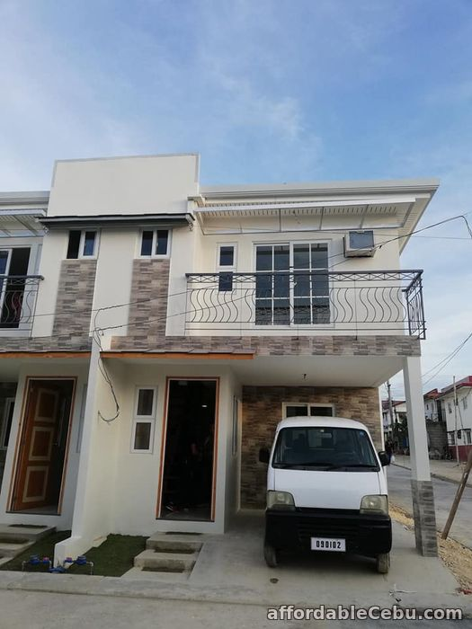 1st picture of On going construction house for sale at Grand Terrace Heights For Sale in Cebu, Philippines