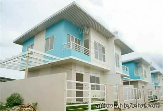 2nd picture of House and Lot for sale in Talisay Biasong RFO For Sale in Cebu, Philippines