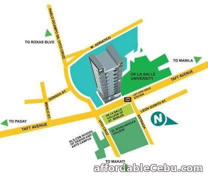 1st picture of FOR LEASE: Vista Taft Residence,A place very near La Salle Taft For Rent in Cebu, Philippines