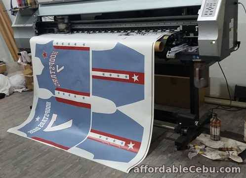 1st picture of Sublimation Jersey Printing and Press Services Announcement in Cebu, Philippines