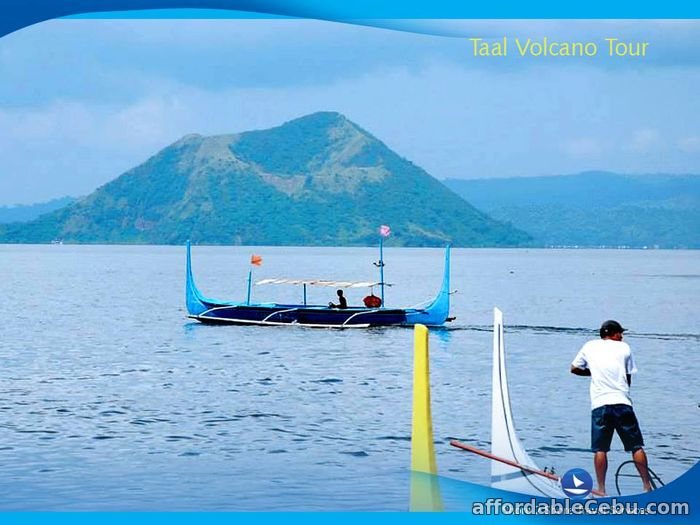 1st picture of Taal Volcano Tour, Trek to the Crater of the smallest active volcano in the Philippines. Offer in Cebu, Philippines