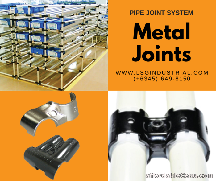 1st picture of Pipe Joint System For Sale in Cebu, Philippines