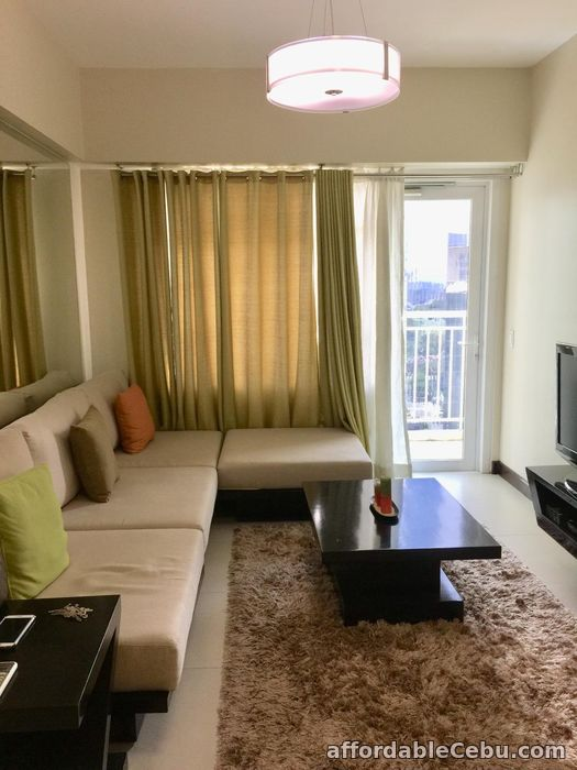 1st picture of 1 Bedroom Unit For Lease at Aston Tower, Two Serendra For Rent in Cebu, Philippines