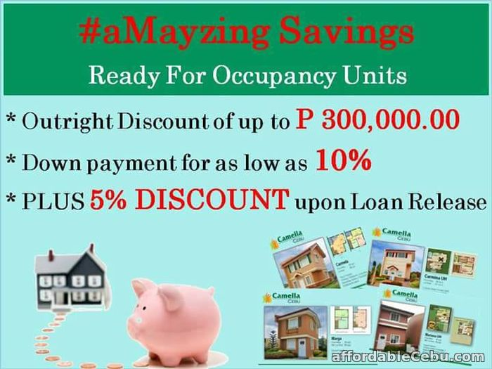 5th picture of Brandnew READY FOR OCCUPANCY house with AmaYzing promo discount  - 1st class subdiviSION in Talamban For Sale in Cebu, Philippines
