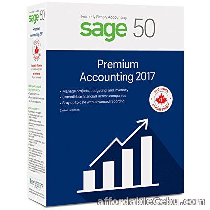 1st picture of SAGE 50 Accounting Software and Software Customization Service for your Business For Sale in Cebu, Philippines