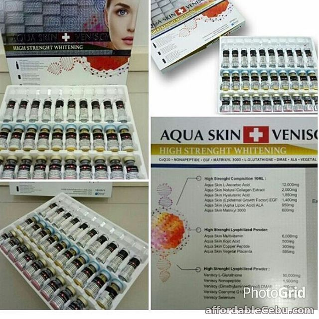 1st picture of Aqua skin veniscy for sale in the philippines For Sale in Cebu, Philippines