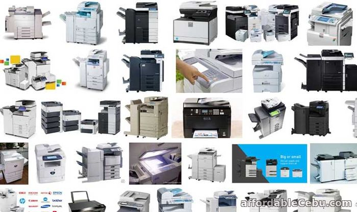 1st picture of Buyer of Damaged/Defective Xerox Machines or Photocopiers Announcement in Cebu, Philippines