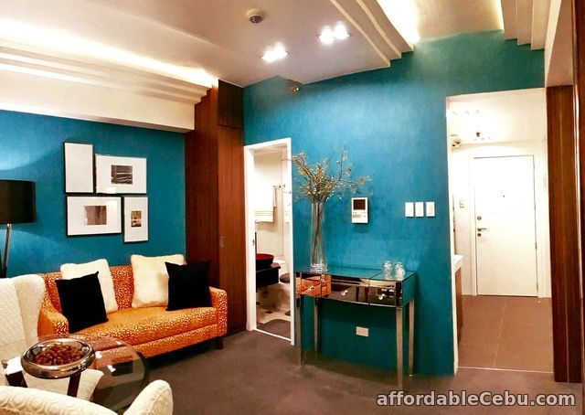 3rd picture of FOR SALE: STUDIO UNIT AT GREENBELT EXELSIOR, MAKATI CITY For Sale in Cebu, Philippines
