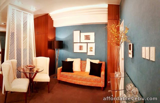 4th picture of FOR SALE: STUDIO UNIT AT GREENBELT EXELSIOR, MAKATI CITY For Sale in Cebu, Philippines