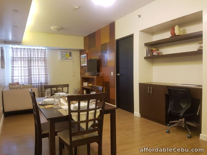 1st picture of FOR LEASE: 1 BEDROOM UNIT, TWO SERENDRA, MERANTI TOWER For Rent in Cebu, Philippines