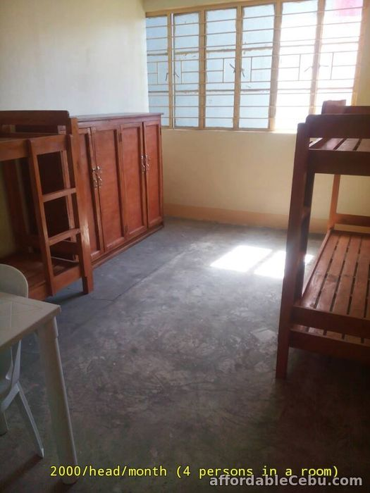 3rd picture of ROOMS/BEDSPACES FOR RENT IN CEBU CITY - FEMALE ONLY For Rent in Cebu, Philippines