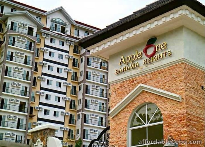 4th picture of Ready for Occupancy Studio Unit for sale at Apple One Banawa Cebu City For Sale in Cebu, Philippines