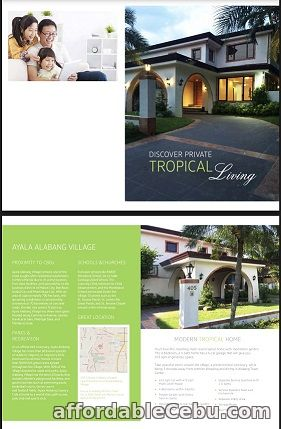 1st picture of For Sale: 4 Bedroom Modern Tropical Home at Ayala Alabang For Sale in Cebu, Philippines