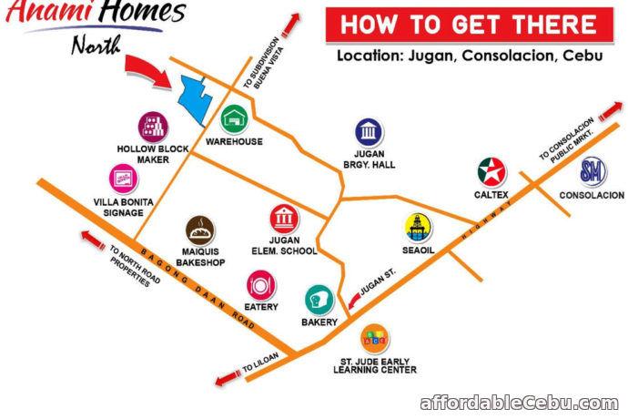 5th picture of Anami Homes North (HANA MODEL) Jugan, Consolacion, Cebu For Sale in Cebu, Philippines