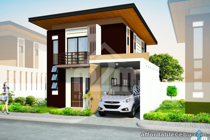 1st picture of House and Lot For Sale - Vista De Bahia Subdivision(Hananiah Model) Tayud, Consolacion, Cebu For Sale in Cebu, Philippines