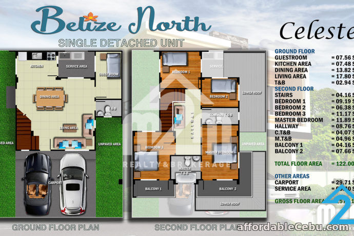 2nd picture of Belize North(CELESTE MODEL) Nangka, Consolacion City, Cebu For Sale in Cebu, Philippines