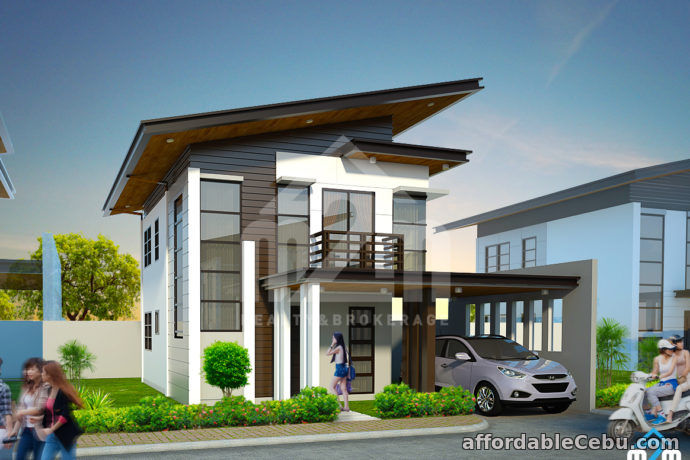 1st picture of House and Lot For Sale - Vista De Bahia Subdivision(Mishael Model) Tayud, Consolacion City, Cebu For Sale in Cebu, Philippines