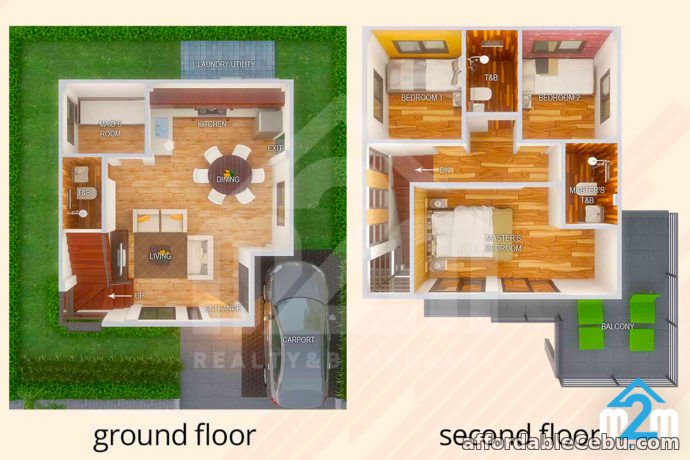 4th picture of The Links Mactan(CRESCO MODEL) For Sale in Cebu, Philippines