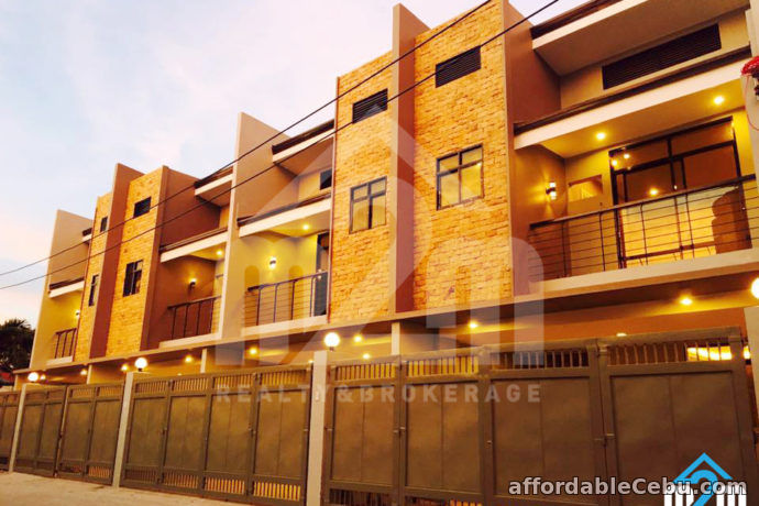1st picture of Nuevo Puente Residential Suites(2-Storey Townhouse) Pusok, Lapulapu City, Cebu For Sale in Cebu, Philippines