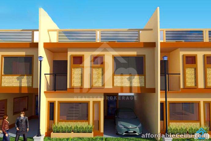 2nd picture of Prima Vittoria Subdivision(2-STOREY TOWNHOUSE) For Sale in Cebu, Philippines