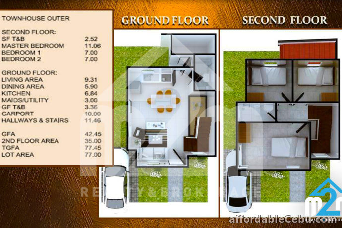 2nd picture of Goldmine Residences(DIAMOND MODEL) For Sale in Cebu, Philippines