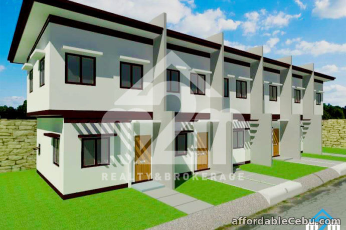1st picture of House and Lot For Sale - Arira  Homes (2-Storey Townhouse) Babag 2, Lapulapu City, Cebu For Sale in Cebu, Philippines
