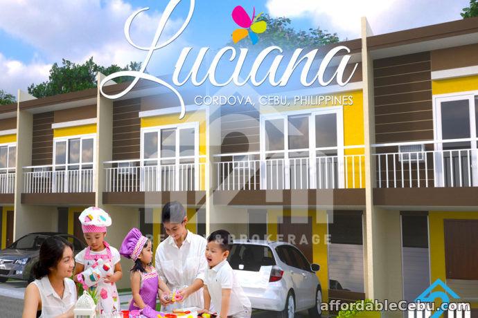 4th picture of Luciana Residences(2-STOREY TOWNHOUSE) Cordova, Lapulapu City, Cebu For Sale in Cebu, Philippines