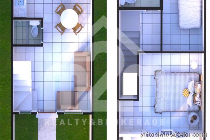 2nd picture of Luciana Residences(2-STOREY TOWNHOUSE) Cordova, Lapulapu City, Cebu For Sale in Cebu, Philippines