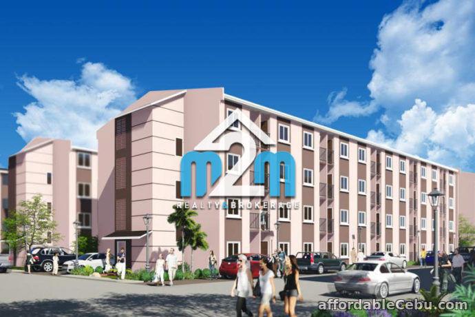 1st picture of Bria Flats Studio Unit Sudtunggan, Basak, Lapu-Lapu City, Cebu For Sale in Cebu, Philippines