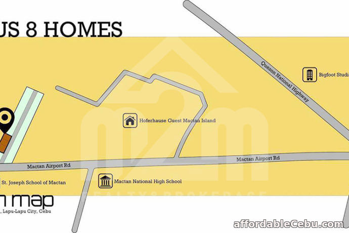 3rd picture of Domus 8 Homes(TOWNHOUSE) Mactan, Lapu-Lapu City, Cebu For Sale in Cebu, Philippines