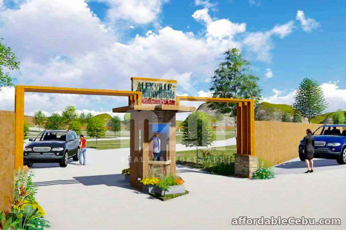 1st picture of Alexaville Compostela(LOT ONLY) For Sale in Cebu, Philippines