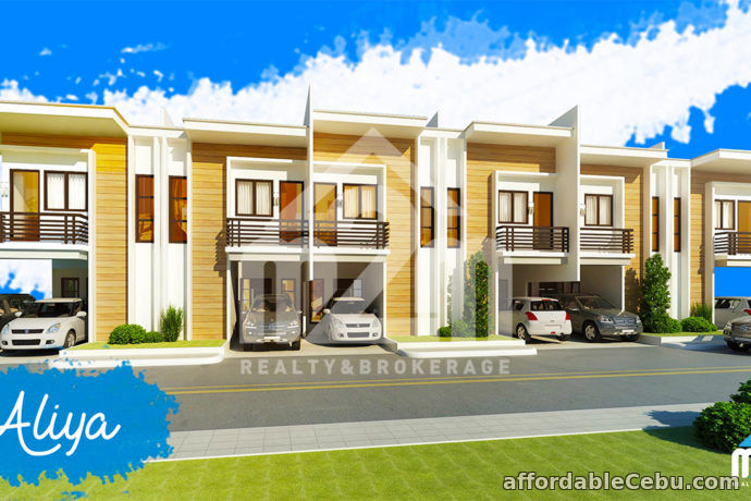1st picture of Breeza Palms(ALIYA MODEL) Marigondon, Lapulapu City, Cebu For Sale in Cebu, Philippines