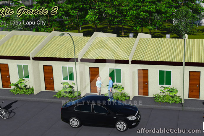 5th picture of Pacific Grande(ROWHOUSE MODEL)READY FOR OCCUPANCY For Sale in Cebu, Philippines